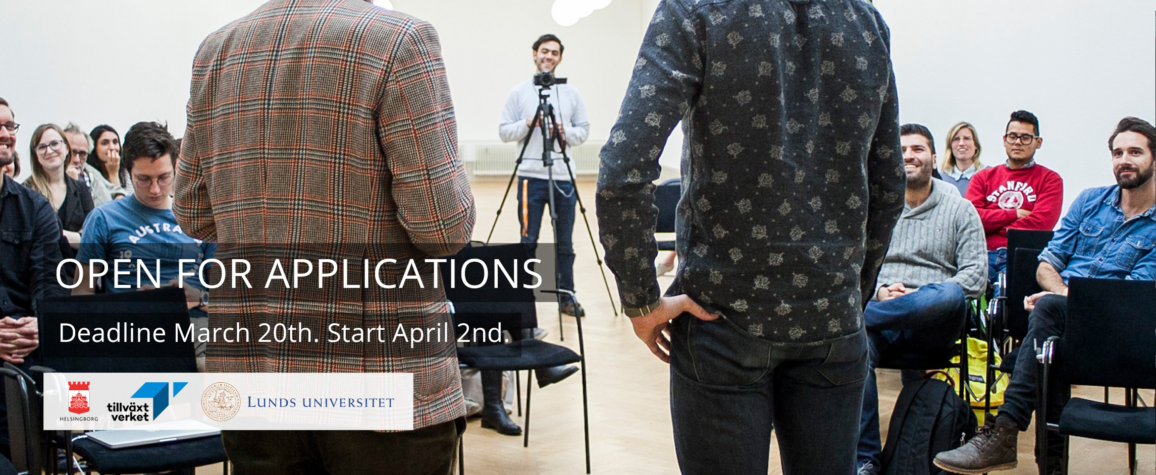 SoPact open for applications – deadline March 20th 2017