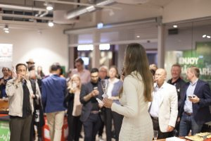 Malmö Sustainability Center Grand Opening